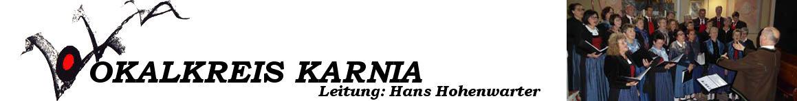 Logo Vokalkreis Karnia